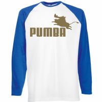 PUMBA BASEBALL - INSPIRED BY LION KING PUMA